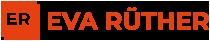 Eva Rüther –  Journalistin Logo